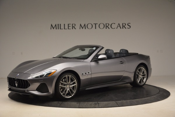 New 2018 Maserati GranTurismo Sport for sale Sold at Rolls-Royce Motor Cars Greenwich in Greenwich CT 06830 14