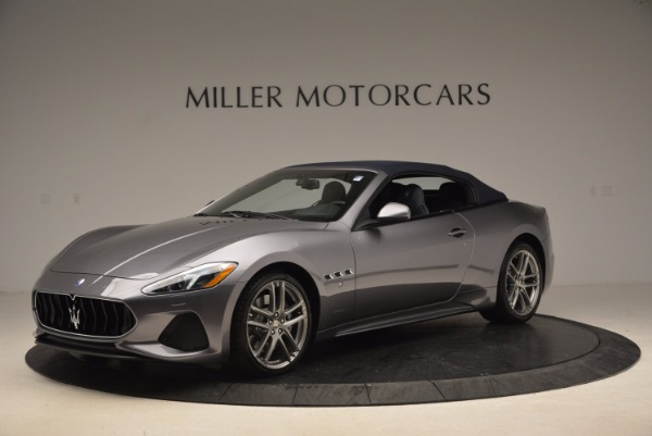 New 2018 Maserati GranTurismo Sport for sale Sold at Rolls-Royce Motor Cars Greenwich in Greenwich CT 06830 2