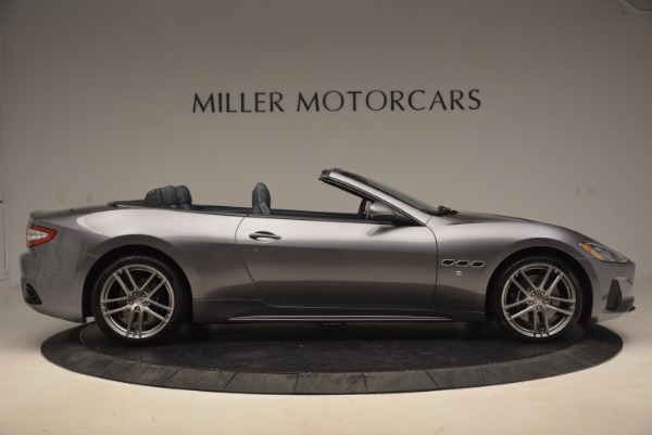 New 2018 Maserati GranTurismo Sport for sale Sold at Rolls-Royce Motor Cars Greenwich in Greenwich CT 06830 21