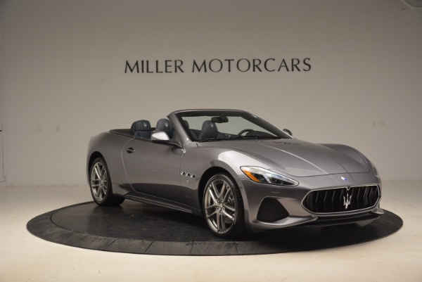 New 2018 Maserati GranTurismo Sport for sale Sold at Rolls-Royce Motor Cars Greenwich in Greenwich CT 06830 23