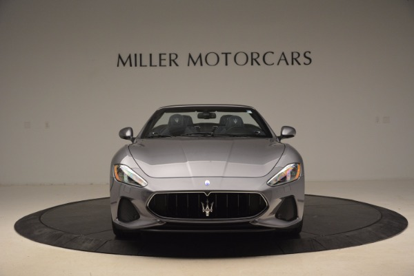 New 2018 Maserati GranTurismo Sport for sale Sold at Rolls-Royce Motor Cars Greenwich in Greenwich CT 06830 24
