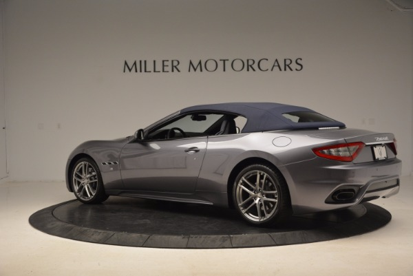 New 2018 Maserati GranTurismo Sport for sale Sold at Rolls-Royce Motor Cars Greenwich in Greenwich CT 06830 4