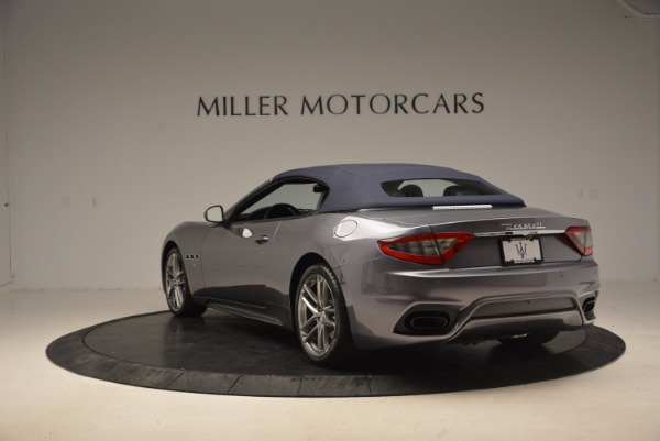 New 2018 Maserati GranTurismo Sport for sale Sold at Rolls-Royce Motor Cars Greenwich in Greenwich CT 06830 5