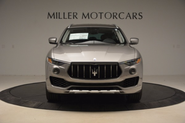 New 2018 Maserati Levante Q4 GranLusso for sale Sold at Rolls-Royce Motor Cars Greenwich in Greenwich CT 06830 12