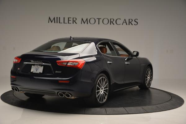 New 2016 Maserati Ghibli S Q4 for sale Sold at Rolls-Royce Motor Cars Greenwich in Greenwich CT 06830 7