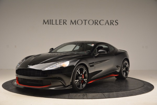 Used 2018 Aston Martin Vanquish S for sale Sold at Rolls-Royce Motor Cars Greenwich in Greenwich CT 06830 2