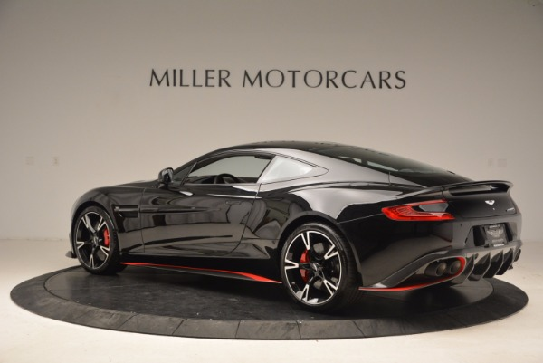 Used 2018 Aston Martin Vanquish S for sale Sold at Rolls-Royce Motor Cars Greenwich in Greenwich CT 06830 4