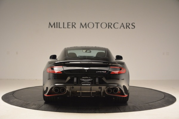 Used 2018 Aston Martin Vanquish S for sale Sold at Rolls-Royce Motor Cars Greenwich in Greenwich CT 06830 6