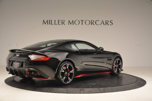 Used 2018 Aston Martin Vanquish S for sale Sold at Rolls-Royce Motor Cars Greenwich in Greenwich CT 06830 8