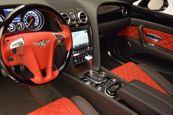 New 2017 Bentley Flying Spur V8 S for sale Sold at Rolls-Royce Motor Cars Greenwich in Greenwich CT 06830 28