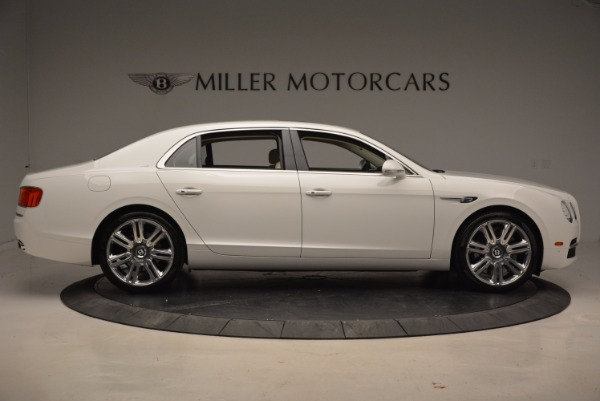 New 2017 Bentley Flying Spur W12 for sale Sold at Rolls-Royce Motor Cars Greenwich in Greenwich CT 06830 10