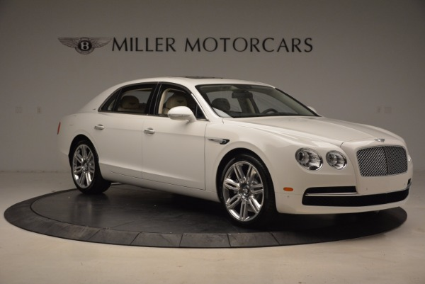 New 2017 Bentley Flying Spur W12 for sale Sold at Rolls-Royce Motor Cars Greenwich in Greenwich CT 06830 12