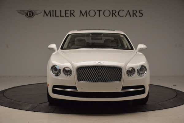 New 2017 Bentley Flying Spur W12 for sale Sold at Rolls-Royce Motor Cars Greenwich in Greenwich CT 06830 13