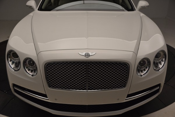 New 2017 Bentley Flying Spur W12 for sale Sold at Rolls-Royce Motor Cars Greenwich in Greenwich CT 06830 14
