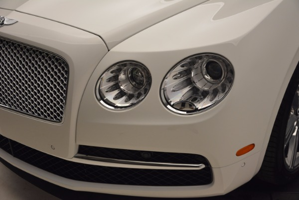 New 2017 Bentley Flying Spur W12 for sale Sold at Rolls-Royce Motor Cars Greenwich in Greenwich CT 06830 16