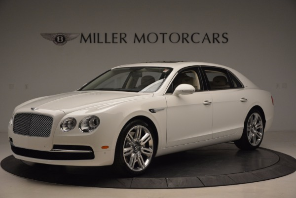 New 2017 Bentley Flying Spur W12 for sale Sold at Rolls-Royce Motor Cars Greenwich in Greenwich CT 06830 2