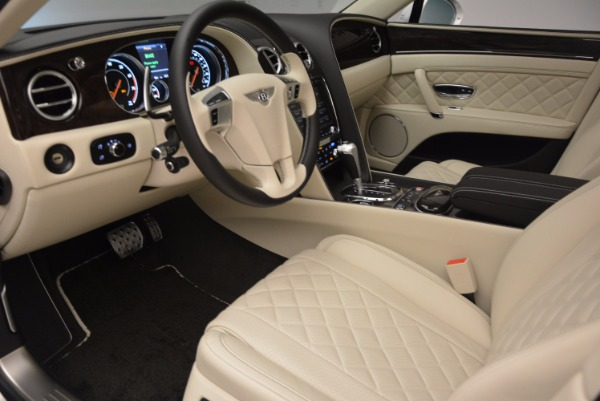 New 2017 Bentley Flying Spur W12 for sale Sold at Rolls-Royce Motor Cars Greenwich in Greenwich CT 06830 23