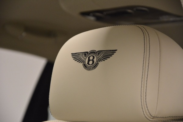 New 2017 Bentley Flying Spur W12 for sale Sold at Rolls-Royce Motor Cars Greenwich in Greenwich CT 06830 28