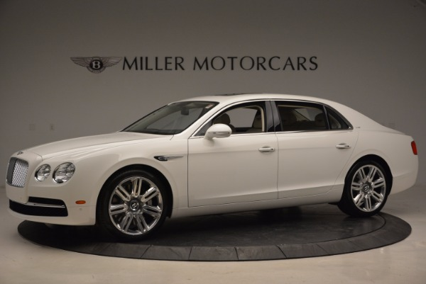 New 2017 Bentley Flying Spur W12 for sale Sold at Rolls-Royce Motor Cars Greenwich in Greenwich CT 06830 3