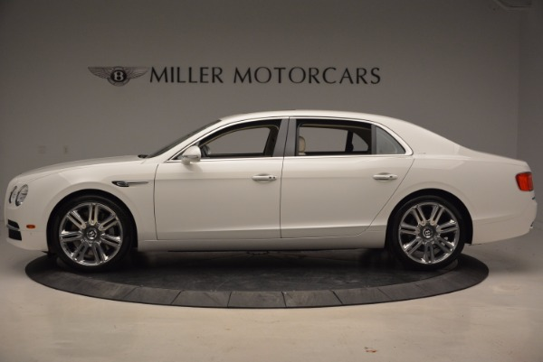 New 2017 Bentley Flying Spur W12 for sale Sold at Rolls-Royce Motor Cars Greenwich in Greenwich CT 06830 4