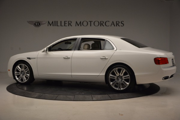 New 2017 Bentley Flying Spur W12 for sale Sold at Rolls-Royce Motor Cars Greenwich in Greenwich CT 06830 5