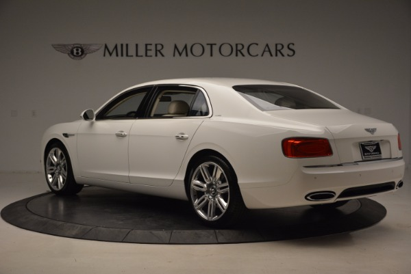 New 2017 Bentley Flying Spur W12 for sale Sold at Rolls-Royce Motor Cars Greenwich in Greenwich CT 06830 6