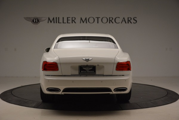 New 2017 Bentley Flying Spur W12 for sale Sold at Rolls-Royce Motor Cars Greenwich in Greenwich CT 06830 7