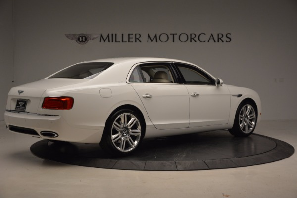 New 2017 Bentley Flying Spur W12 for sale Sold at Rolls-Royce Motor Cars Greenwich in Greenwich CT 06830 9