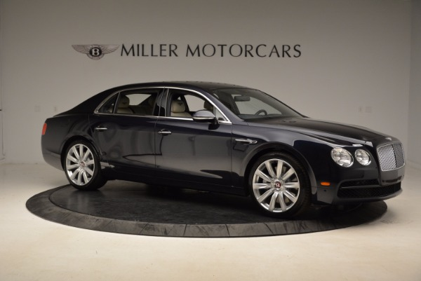 New 2017 Bentley Flying Spur V8 for sale Sold at Rolls-Royce Motor Cars Greenwich in Greenwich CT 06830 10