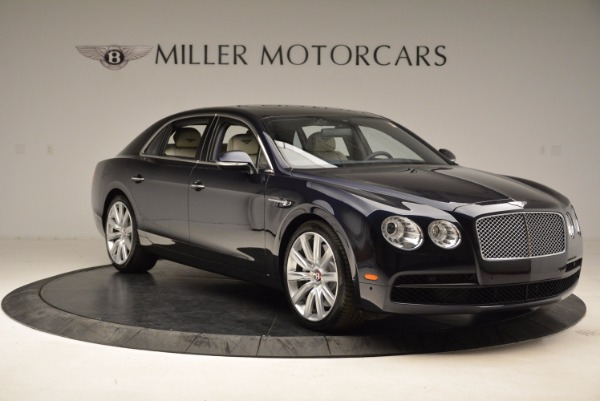 New 2017 Bentley Flying Spur V8 for sale Sold at Rolls-Royce Motor Cars Greenwich in Greenwich CT 06830 11
