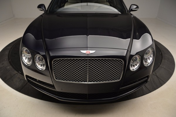 Used 2017 Bentley Flying Spur V8 for sale Call for price at Rolls-Royce Motor Cars Greenwich in Greenwich CT 06830 13