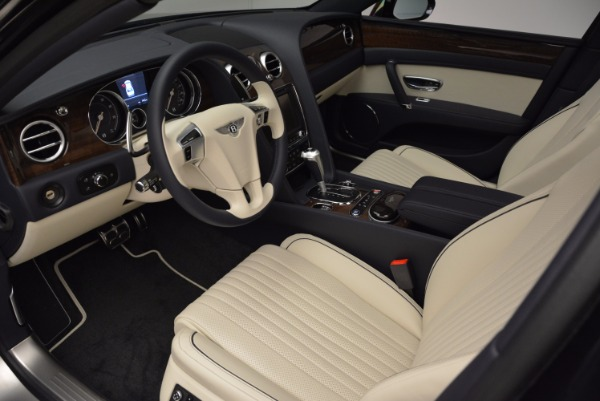 Used 2017 Bentley Flying Spur V8 for sale Call for price at Rolls-Royce Motor Cars Greenwich in Greenwich CT 06830 17