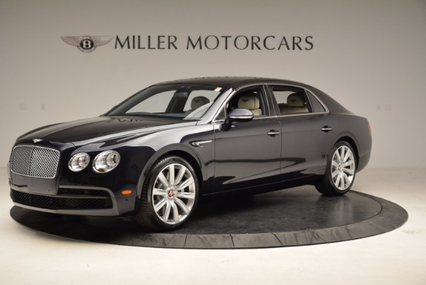 New 2017 Bentley Flying Spur V8 for sale Sold at Rolls-Royce Motor Cars Greenwich in Greenwich CT 06830 2