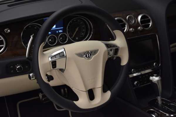 New 2017 Bentley Flying Spur V8 for sale Sold at Rolls-Royce Motor Cars Greenwich in Greenwich CT 06830 21