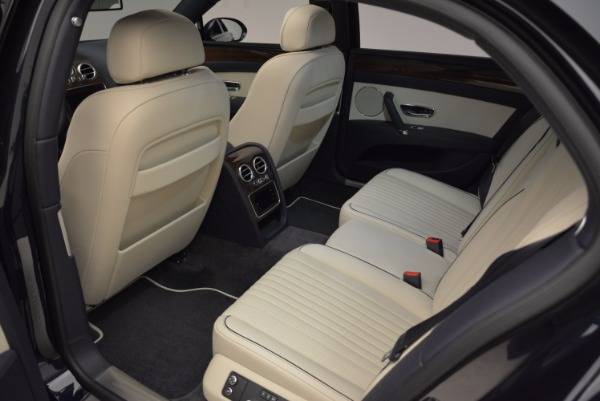 Used 2017 Bentley Flying Spur V8 for sale Call for price at Rolls-Royce Motor Cars Greenwich in Greenwich CT 06830 23