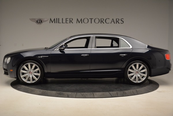 New 2017 Bentley Flying Spur V8 for sale Sold at Rolls-Royce Motor Cars Greenwich in Greenwich CT 06830 3