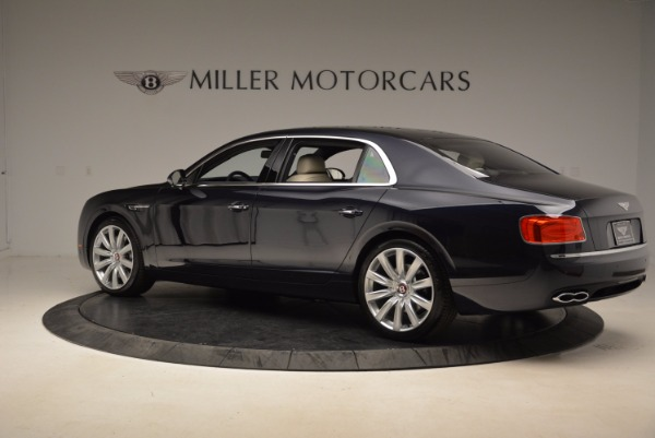 Used 2017 Bentley Flying Spur V8 for sale Call for price at Rolls-Royce Motor Cars Greenwich in Greenwich CT 06830 4
