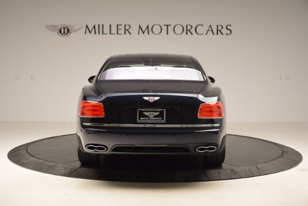 Used 2017 Bentley Flying Spur V8 for sale Call for price at Rolls-Royce Motor Cars Greenwich in Greenwich CT 06830 6