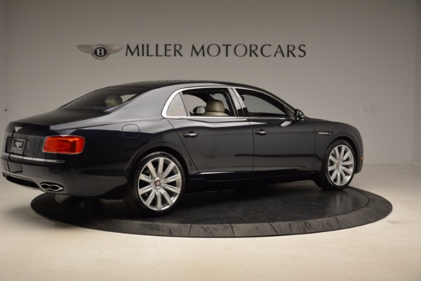 Used 2017 Bentley Flying Spur V8 for sale Call for price at Rolls-Royce Motor Cars Greenwich in Greenwich CT 06830 8