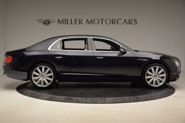 New 2017 Bentley Flying Spur V8 for sale Sold at Rolls-Royce Motor Cars Greenwich in Greenwich CT 06830 9