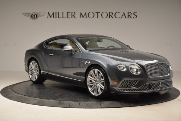 New 2017 Bentley Continental GT Speed for sale Sold at Rolls-Royce Motor Cars Greenwich in Greenwich CT 06830 11