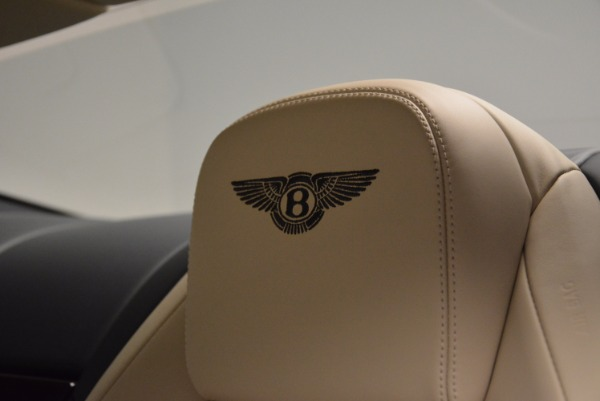 New 2017 Bentley Continental GT Speed for sale Sold at Rolls-Royce Motor Cars Greenwich in Greenwich CT 06830 22