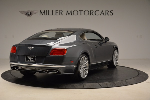 New 2017 Bentley Continental GT Speed for sale Sold at Rolls-Royce Motor Cars Greenwich in Greenwich CT 06830 7