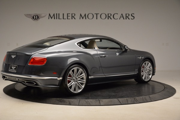 New 2017 Bentley Continental GT Speed for sale Sold at Rolls-Royce Motor Cars Greenwich in Greenwich CT 06830 8