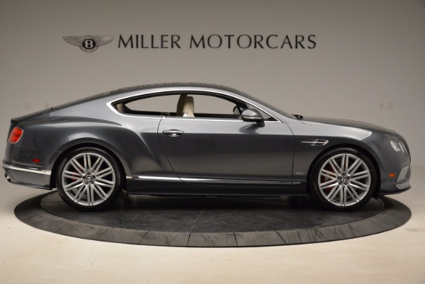 New 2017 Bentley Continental GT Speed for sale Sold at Rolls-Royce Motor Cars Greenwich in Greenwich CT 06830 9