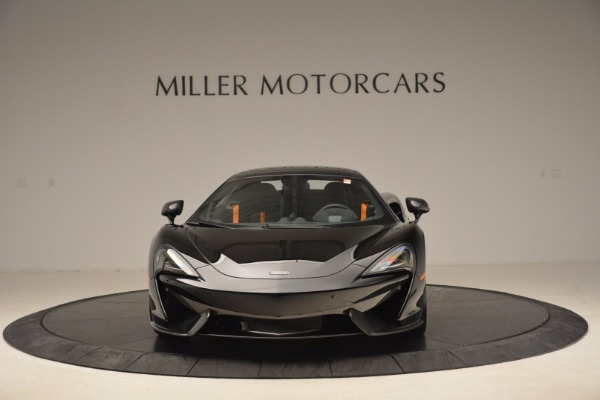 Used 2018 McLaren 570S Spider for sale Sold at Rolls-Royce Motor Cars Greenwich in Greenwich CT 06830 20