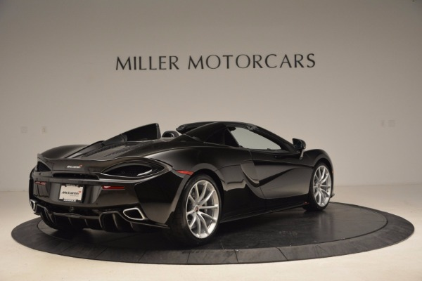 Used 2018 McLaren 570S Spider for sale Sold at Rolls-Royce Motor Cars Greenwich in Greenwich CT 06830 7