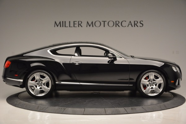 Used 2012 Bentley Continental GT W12 for sale Sold at Rolls-Royce Motor Cars Greenwich in Greenwich CT 06830 7