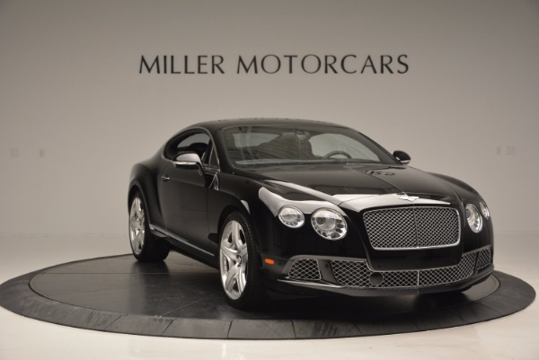 Used 2012 Bentley Continental GT W12 for sale Sold at Rolls-Royce Motor Cars Greenwich in Greenwich CT 06830 8