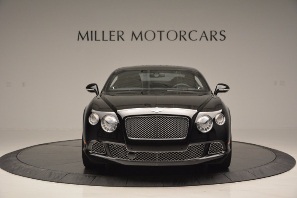Used 2012 Bentley Continental GT W12 for sale Sold at Rolls-Royce Motor Cars Greenwich in Greenwich CT 06830 9